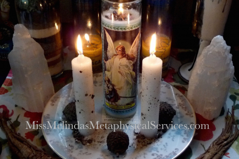 ArchAngel spell with Miss Melinda