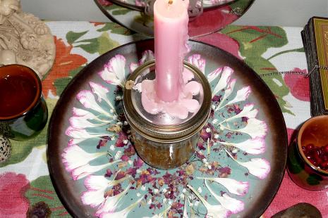 Honey Jar by Miss Melinda