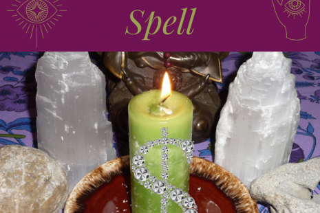 Magick Money Spell Service by Miss Melinda