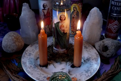 Saint Jude Spiritual Service by Miss Melinda