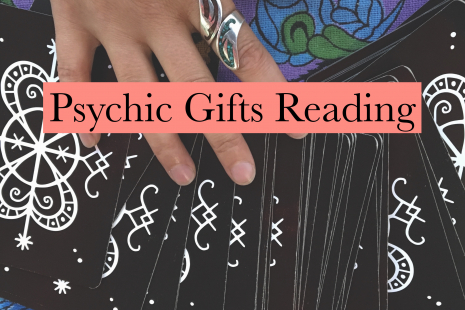 Miss Melinda's Psychic Gifts Tarot Reading