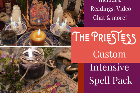 Intensive Spell Casting & Energy Healing with Miss Melinda