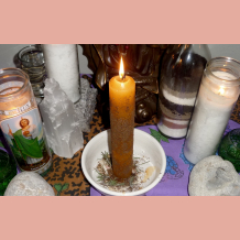 Miss Melinda's Custom, 3 Day Candle Spell