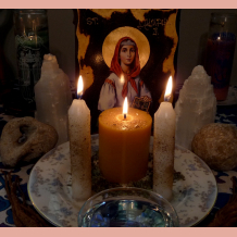 Saint Dymphna Spritual Service with Miss Melinda