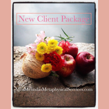 Miss Melinda's New Client Package