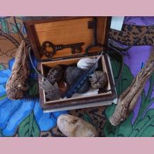 Custom Spell Box by Miss Melinda