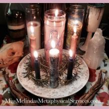 Saint Lucy Spiritual Service with Miss Melinda
