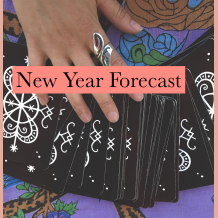 Miss Melinda's New Year Forecast